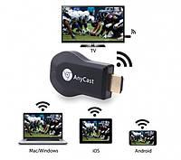 Медиаплеер MiraPlay Anycast M2 Plus TV Stick HDMI / WiFi, фото 1