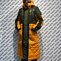 КУРТКА M NSW NSP SYN FILL PARKA MIX BV4797-886