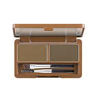 Набор для бровей Apieu Shaping Brow Kit светло-коричневый, 5 г