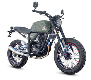Мотоцикл Geon Scrambler 250 2021