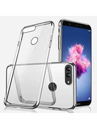 Чехол для телефона Huawei P Smart силиконовый, фото 2