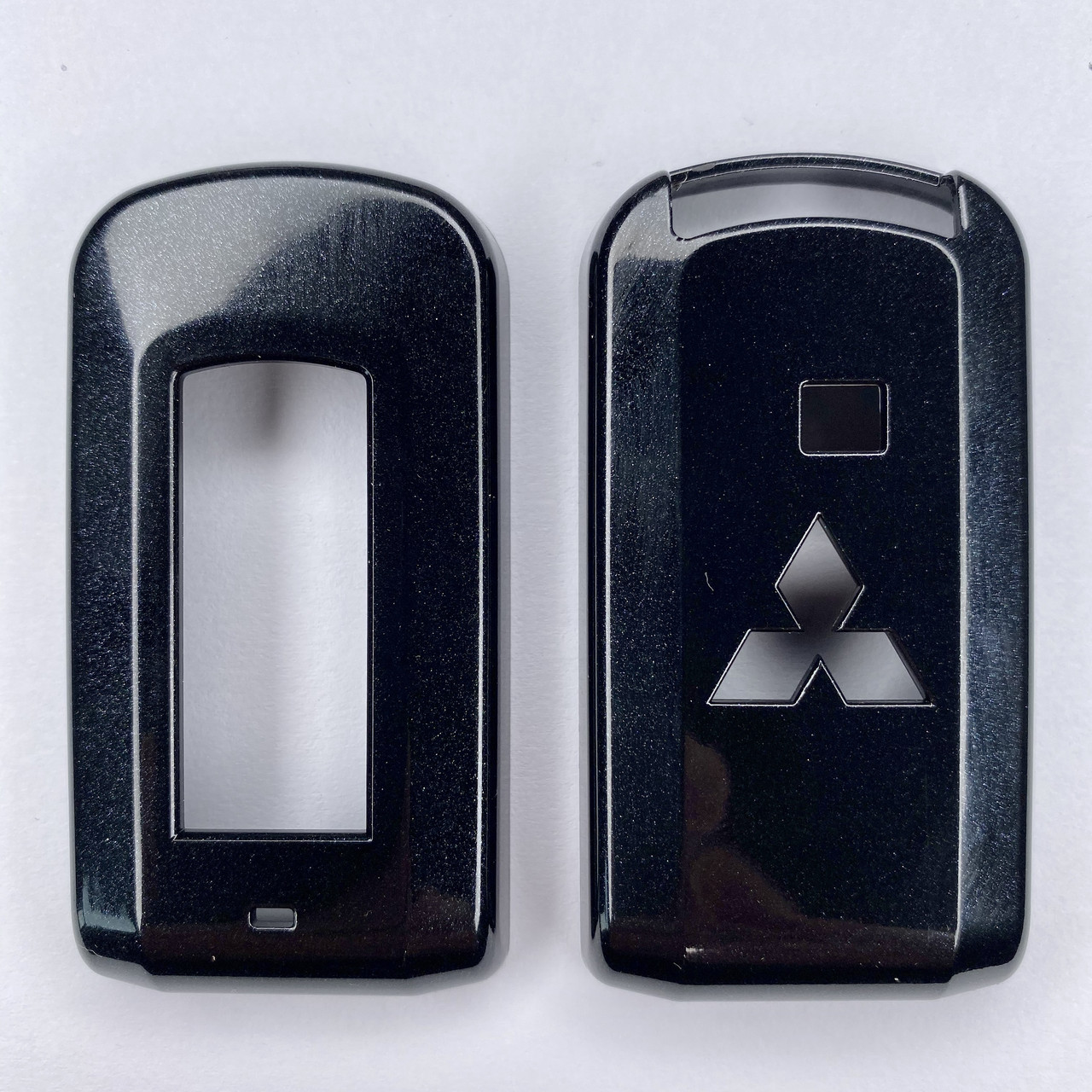 Пластиковый чехол для ключа Mitsubishi Grandis,Pajero Wagon,Sport,Lancer,Outlander
