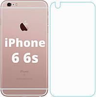 Заднее защитное стекло iPhone 6 6S (Айфон 6 6С)