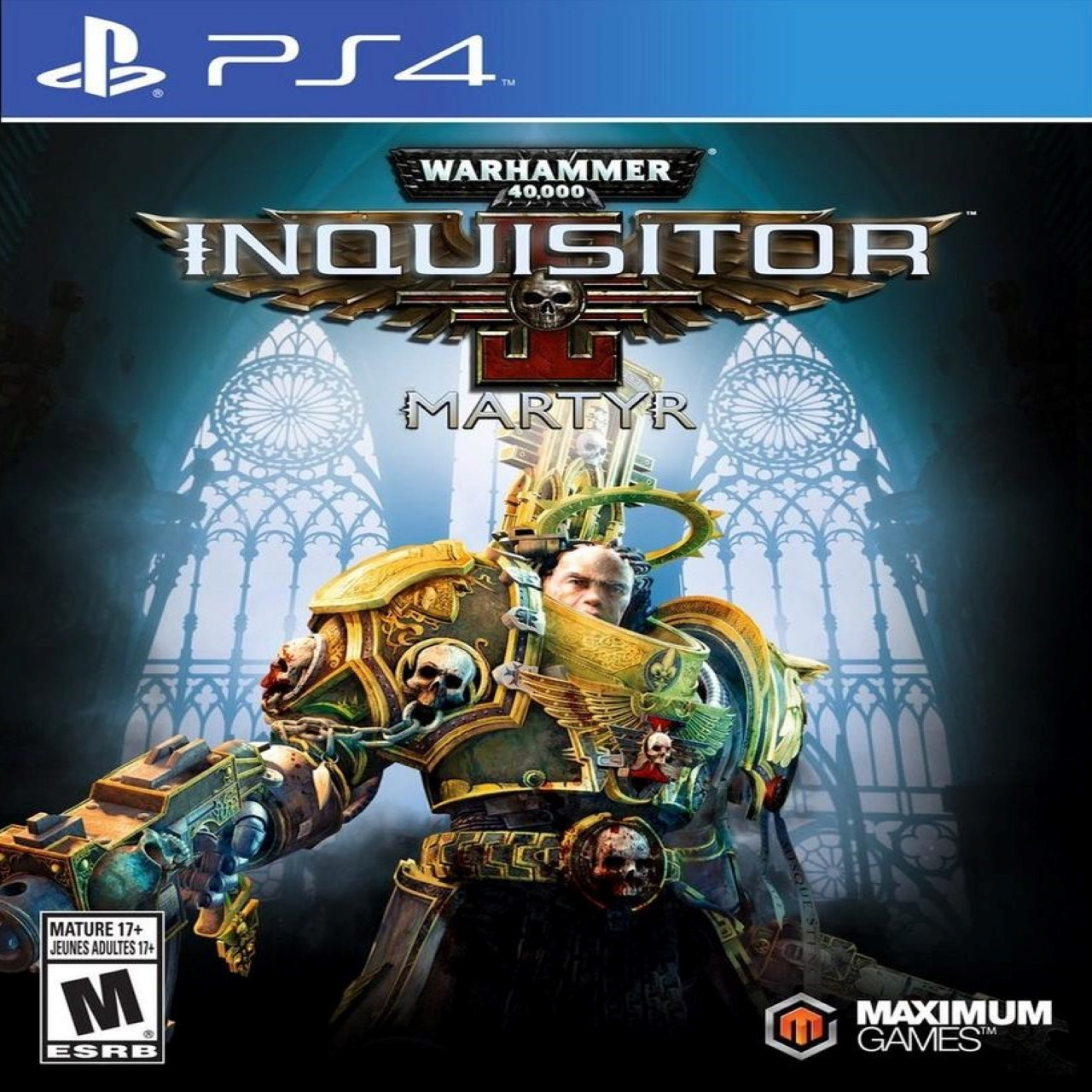 Warhammer 40,000: Inquisitor - Martyr SUB PS4 (NEW)