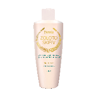 Шампунь для сухого, фарбованого і пошкодженого волосся з біозолотом та протеїнами шовку