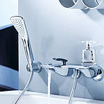 Смеситель Kludi Balance для ванны и душа 524450575, фото 5