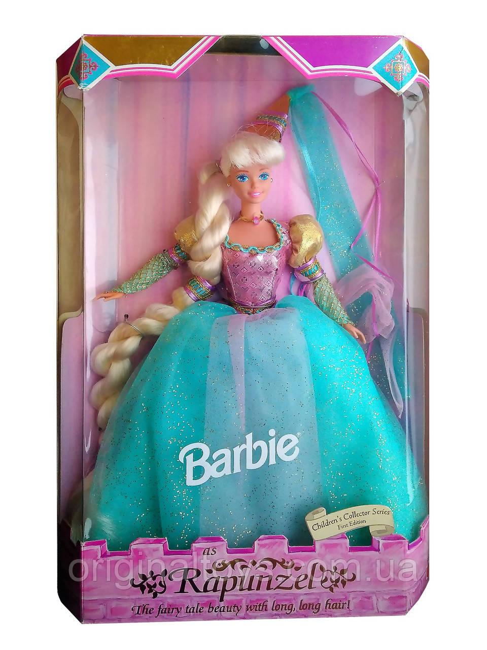 Коллекционная кукла Барби Рапунцель Barbie Rapunzel 1994 Mattel 13016