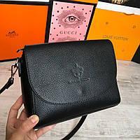 Стильная женская сумка итальянского бренда Vera Pelle на два отдела, фото 1
