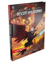 Подземелья и драконы: Спуск в Авернус (Dungeons & Dragons Baldur's Gate: Descent Into Avernus) настольная игра