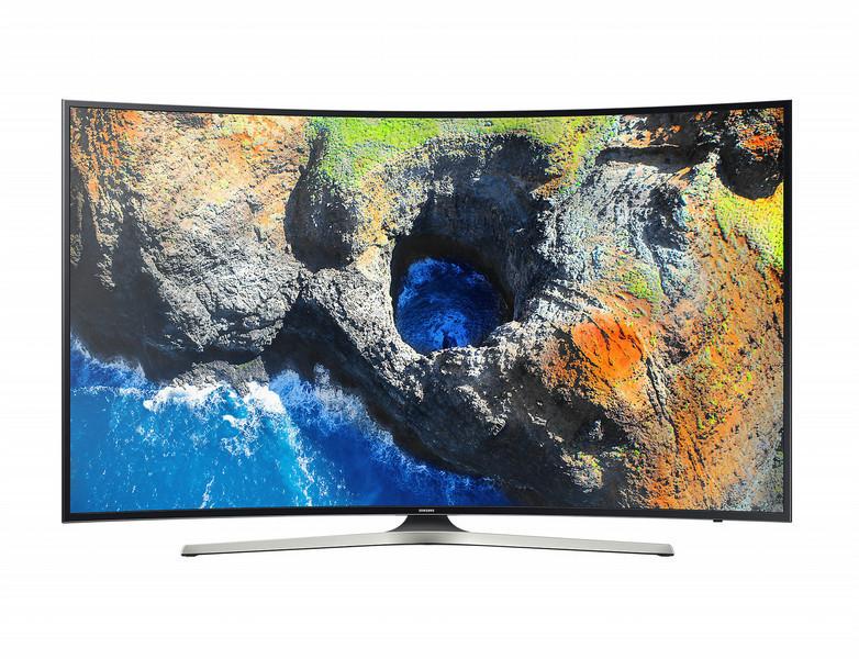 Телевизор Samsung UE49MU6292 (PQI 1400 Гц, Ultra HD 4K, Smart, Wi-Fi, DVB-T2/S2,изогнутый экран)