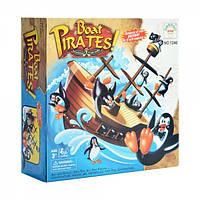 Игра 1240 Пиратский корабль пингвинов