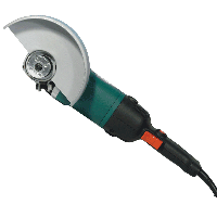 Болгарка Зенит ЗУШ-180/2200 Профи : 2200 Вт - 180 Круг | Плавный пуск