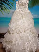Свадебное платье 42-44-46 размер