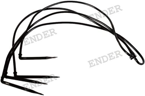"""Капельница Ender """"Четыре стрелы"""", 2 л/ч. для капельного полива"""
