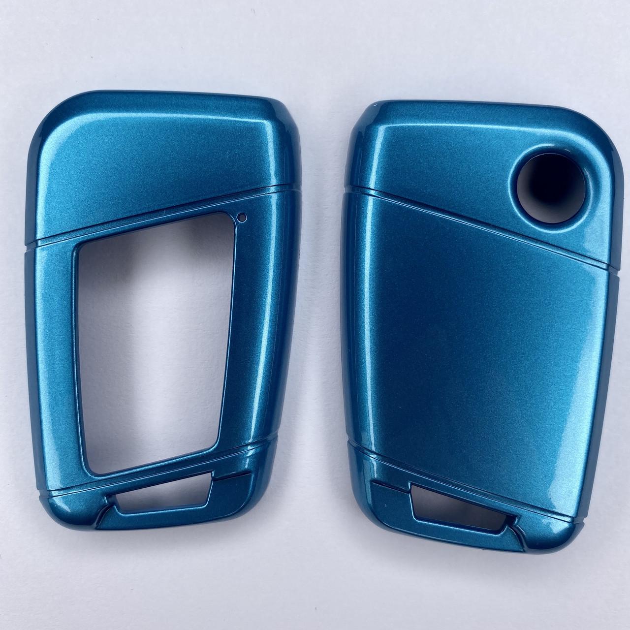 Пластиковый чехол для ключа Volkswagen Passat,Golf,Tiguan,Touareg,Polo, Jetta,Amarok,Beetle,Bora,Сaddy,Passat