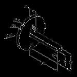 Смеситель для раковины Kludi Zenta 3850105, фото 2