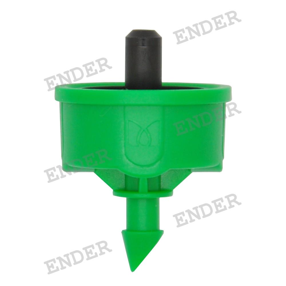 Капельница Ender компенсирующая высокое давление, 2 л/ч., для капельного полива
