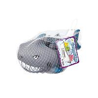 Пищалки Акула для купания 4 шт арт.OSB9906