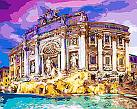 Художественный творческий набор, картина по номерам Фонтан Треви, 50x40 см, «Art Story» (AS0532), фото 1