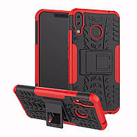 Чехол Armor Case для Asus Zenfone 5 / 5Z (ZE620KL / ZS620KL) Красный
