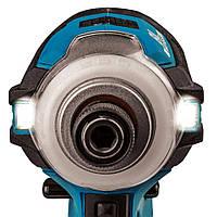Аккумуляторный ударный гайковерт Makita DTD171Z без АКБ и ЗУ, фото 2