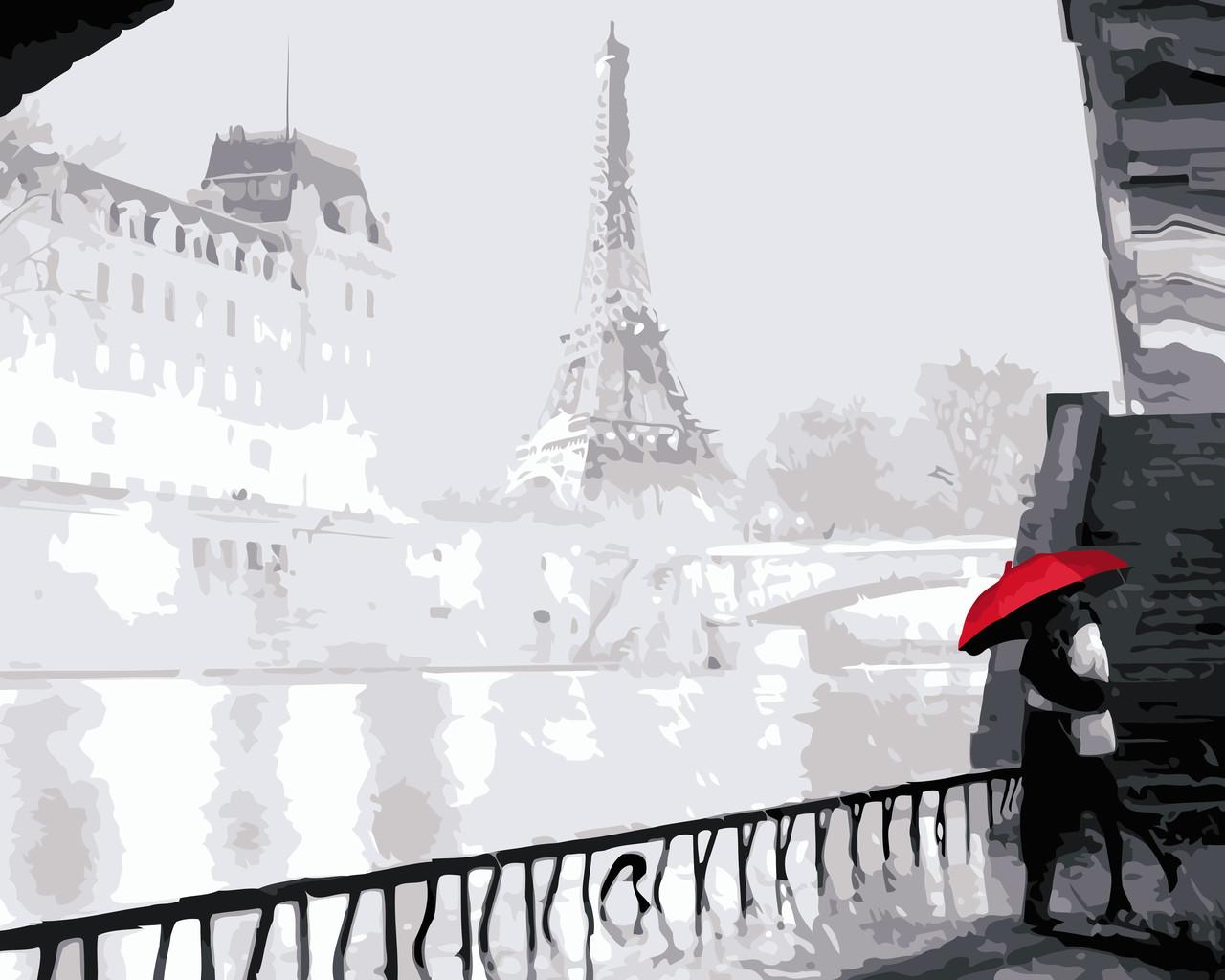 Художественный творческий набор, картина по номерам Город любви, 50x40 см, «Art Story» (AS0529)