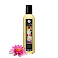 Массажное масло Shunga Euphoria/Flores (цветочный)