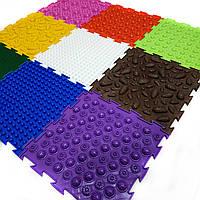 Ортопедический коврик пазл без запаха для детей Ортодон, комплект из 9 пазлов