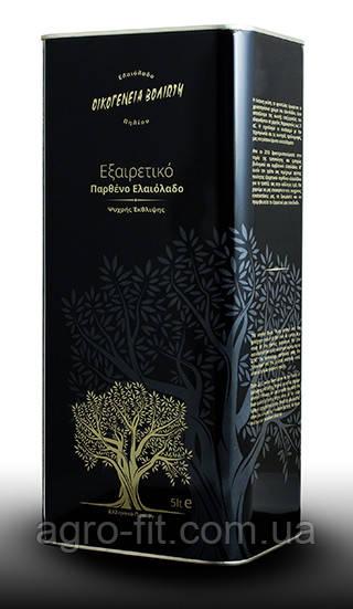 Оливковое масло extra virgin 5 L.
