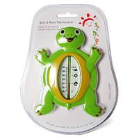 Термометр для воды и воздуха ТМ Забава 34047 зелёный цвет