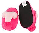 Тапочки - House Slippers Penis PINK, фото 2