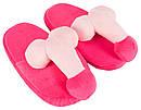 Тапочки - House Slippers Penis PINK, фото 5