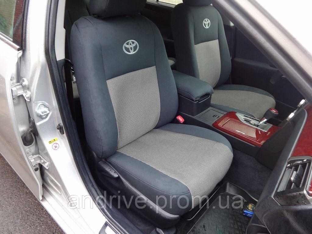 Авточехлы Toyota Camry 50 с 2011 г