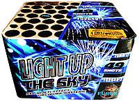 Салют Light Up The Sky на 49 выстрелов, фото 1