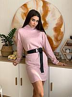 Платье женское теплое К 00546 с 02