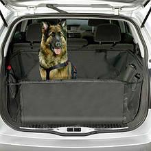 Накидка защитная в багажник авто для собак Flamingo Car Safe Deluxe нейлон