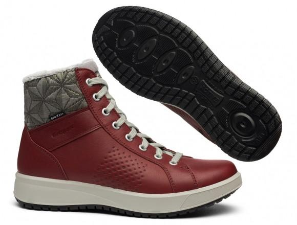 Ботинки женские красные Grisport Waterproof 43607T14Ln