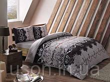 Комплект постельного белья из фланели полуторный размер ТМ Tac Gizella
