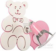 Спот Nowodvorski 3656 Honey I kinkiet R20 1x40 Вт E14 розовый T30823391