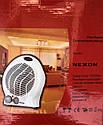 Обогреватель-тепловентилятор NEXON FN 801, фото 2
