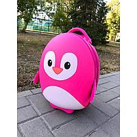 Опт/розница. Детский чемодан Пингвин. BB BAG