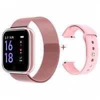 Смарт-часы Smart Watch 21 rose gold