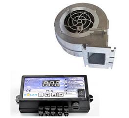 Комплект автоматика Nowosolar РК-22 и вентилятор NWS-100