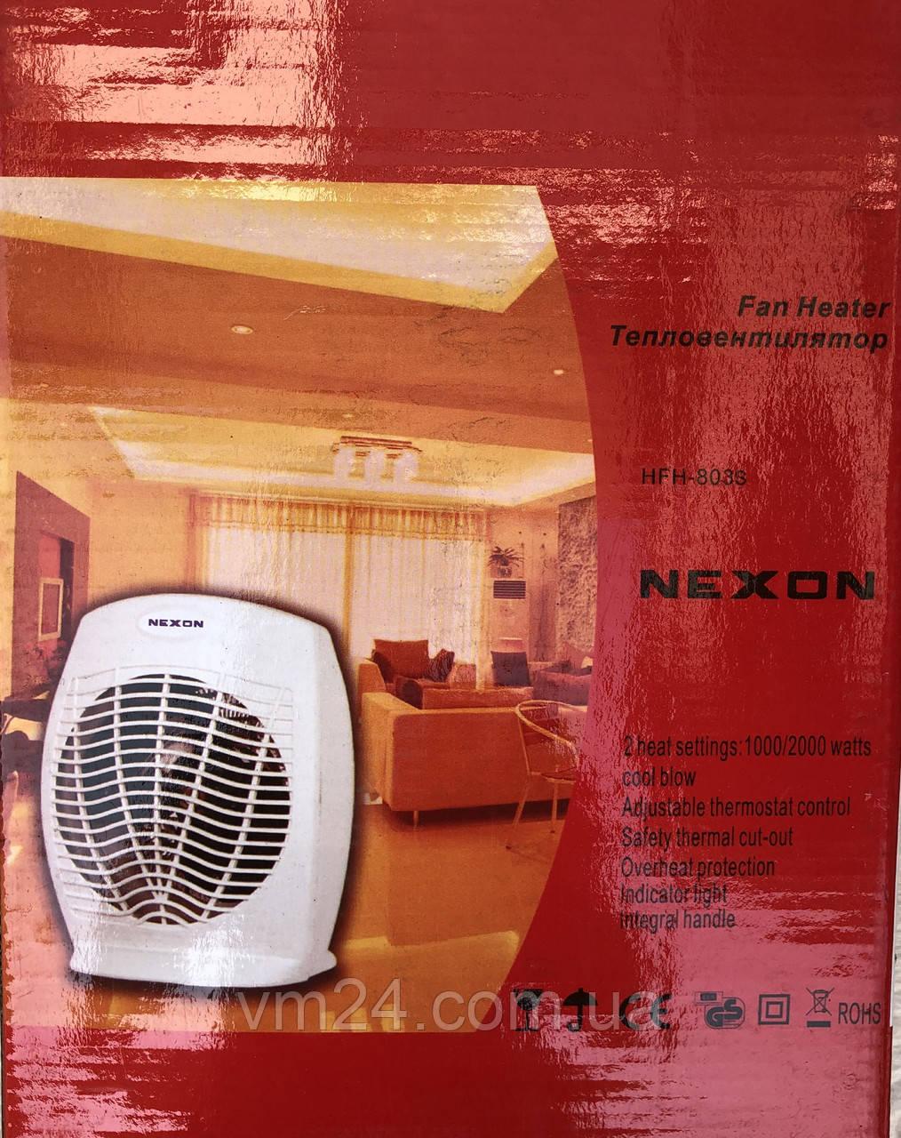 Обогреватель-тепловентилятор NEXON HFH-803S