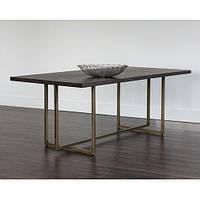 Стол обеденный GoodsMetall в стиле Лофт 1500х800х700 СТО92