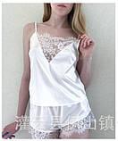 Атласная пижама, фото 4