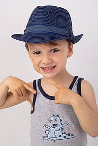 Дитячі капелюхи FAMO Капелюх дитяча Барбадос індиго 51 (SHLD1801) #L/A
