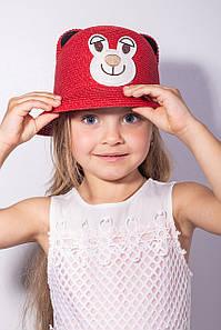 Дитячі капелюхи FAMO Капелюх дитяча Елсмір червона 52 (SHLD1806) #L/A