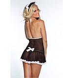 Эротический костюм горничной, фото 2