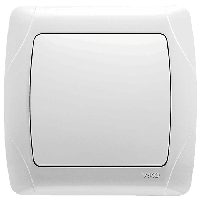 Выключатель viko одноклавишный